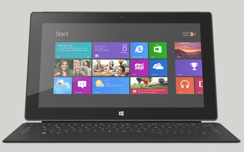 microsoft surface pro pricing announced battery life