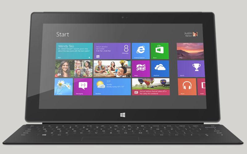 Surface Proの画像