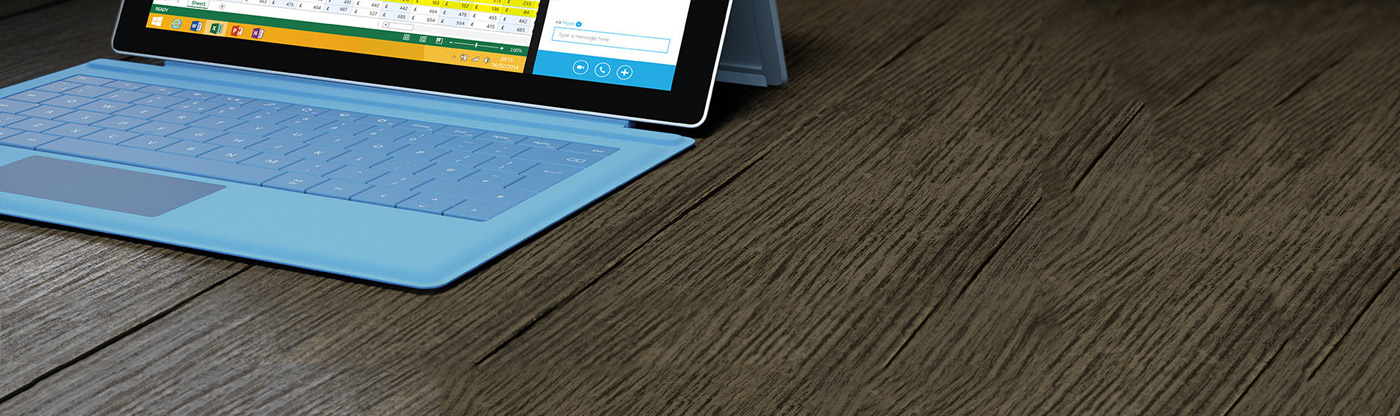 Surface Keyboard - Surface Pro 3 Type Cover