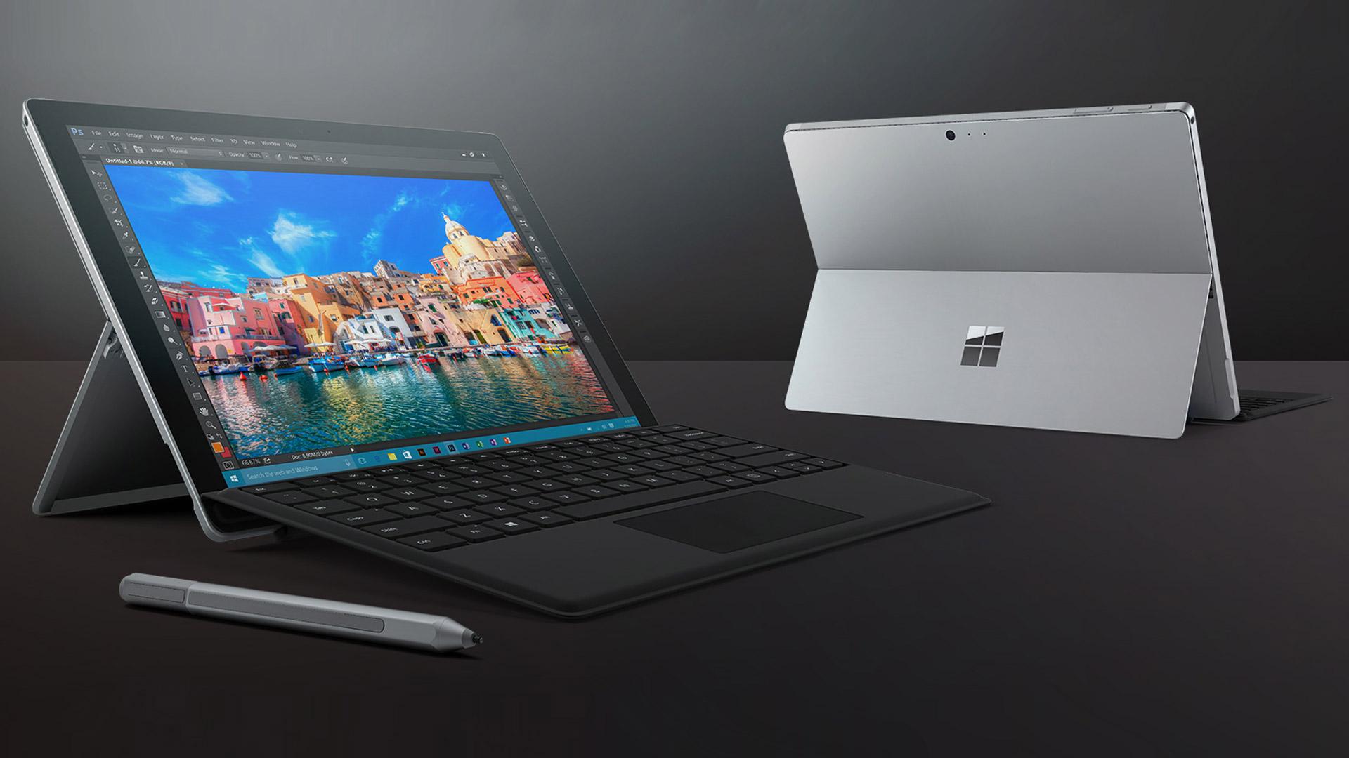 Microsoft surface pro 4 specs ultra thin tablet amp laptop