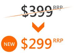 RRP 299.00