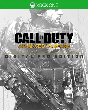 Call of Duty: Advanced Warfare Digital Pro Edition box shot