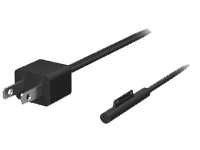 Surface power cord
