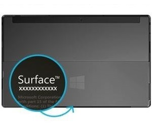 Surface Product