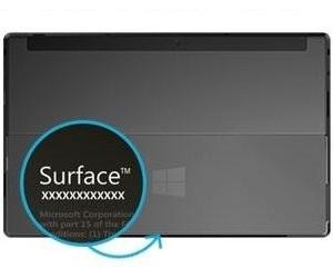 Surface-produkt