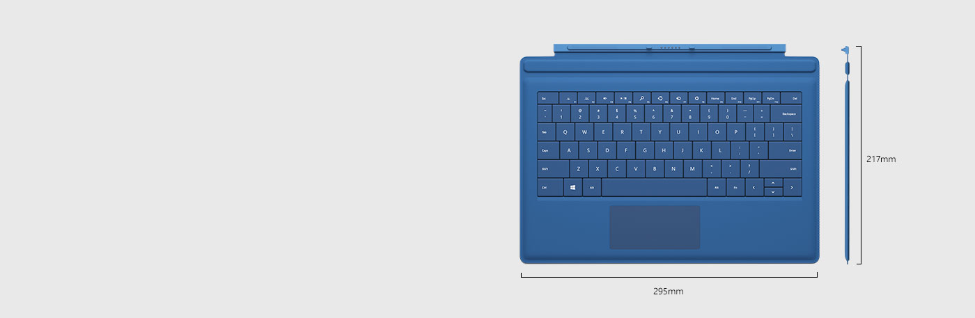 Surface Keyboard Surface Pro 3 Type Cover