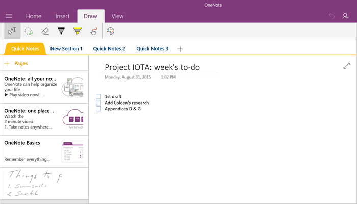 how to open shared onenote file in onenote 2106