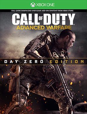 Call of Duty: Advanced Warfare Day Zero Edition box shot