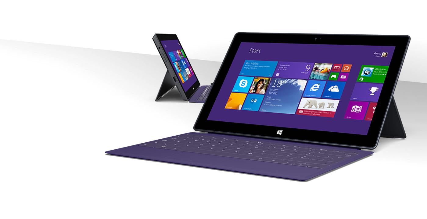 Surface pro 2 tablet und surface pro 2 zubeh r surface for Surface atypique 92