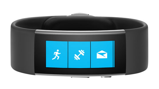 Buy Microsoft Band;