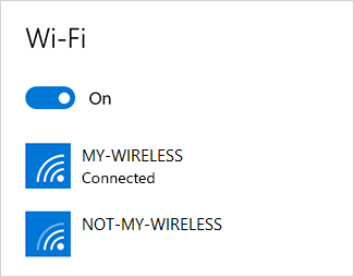 Wi-Fi is slow on Surface