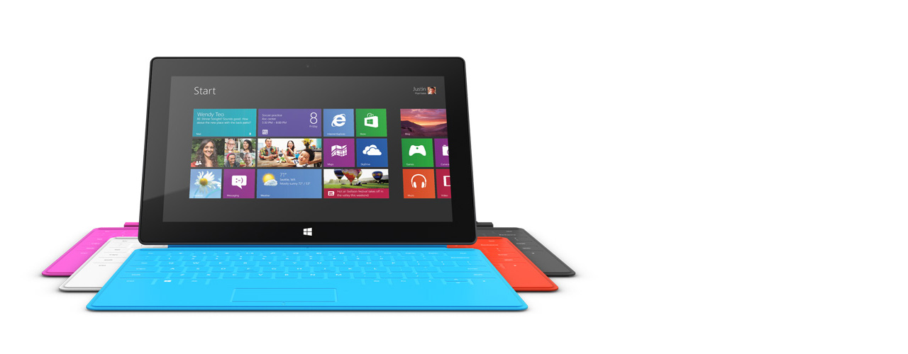 Microsoft Surface - RT