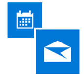 Email previews and calendar notifications