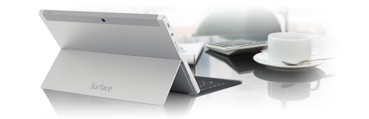 Sostegno per tablet Microsoft Surface 2