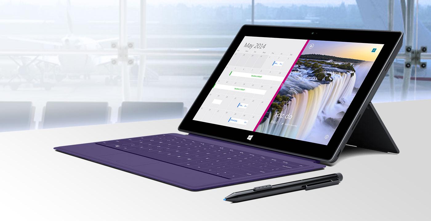 Surface Pro 2 kickstand