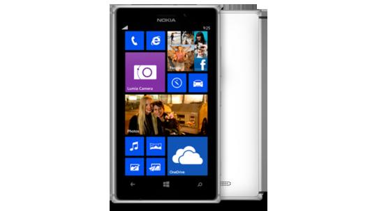 Lumia 925 White