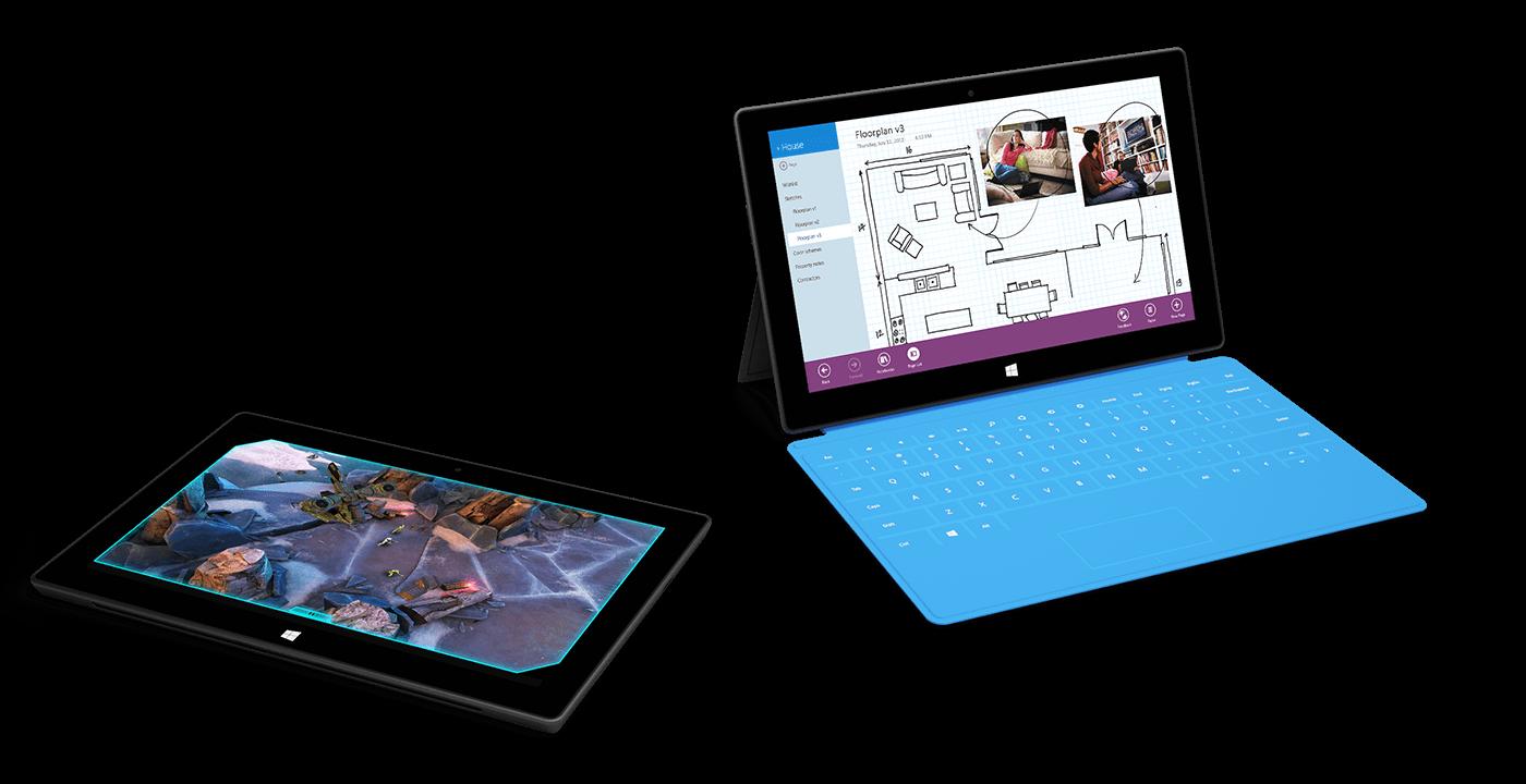 Surface Windows 8.1