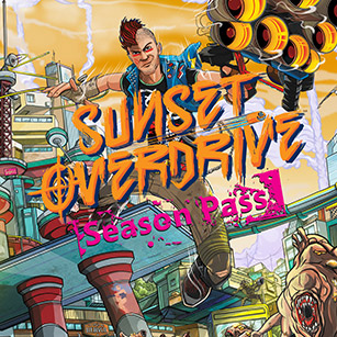 Sunset Overdrive Season Pass Box Shot