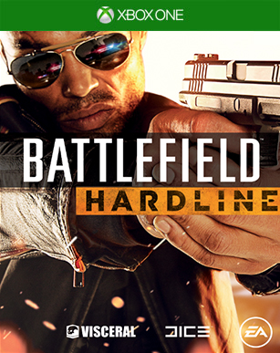Battlefield Hardline Pre-order Edition box shot